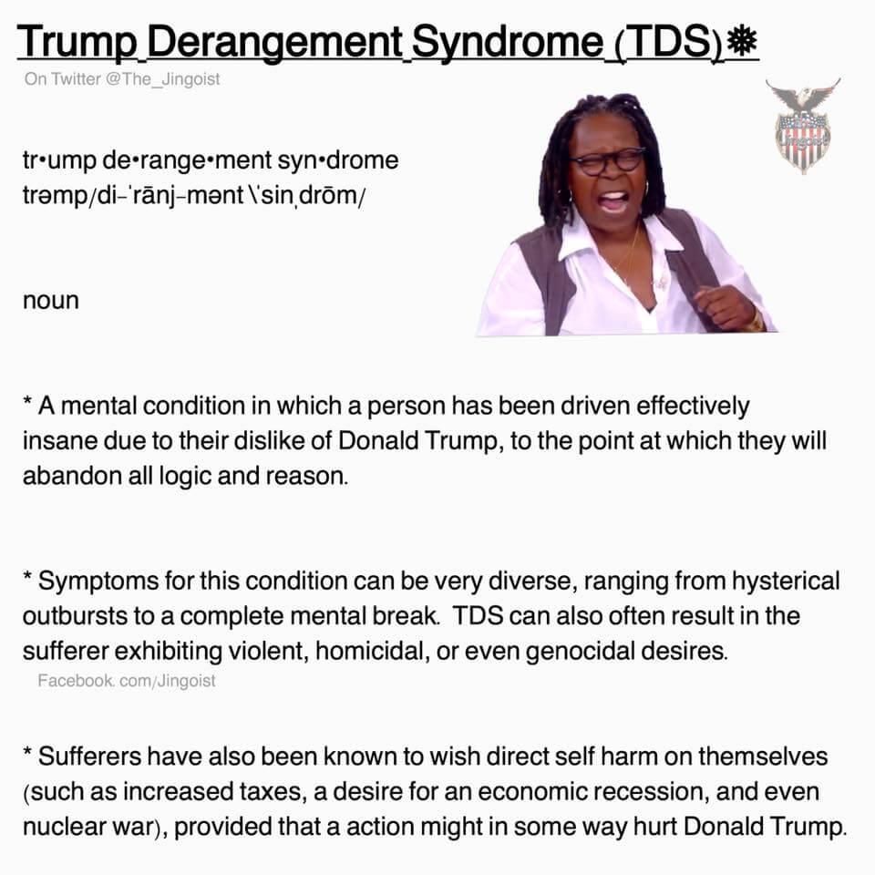 trump derangement syndrome