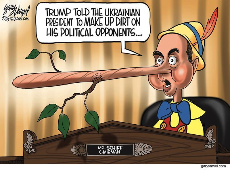 Image result for adam schiff cartoons
