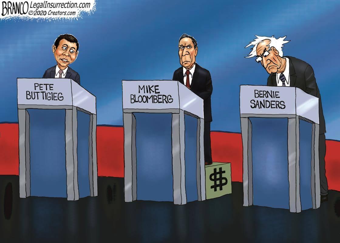 5 Hilarious Bernie Sanders 2020 Campaign Cartoons